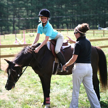 Horse Riding Counselor