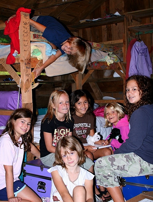 Residential Summer Camp in Brevard North Carolina