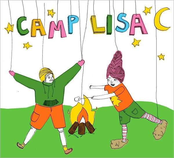 Camp Lisa CD cover
