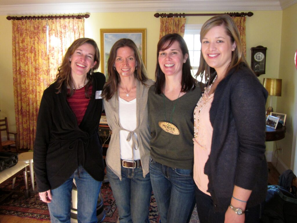 Rockbrook Camp Alumnae gather in Charlottesville