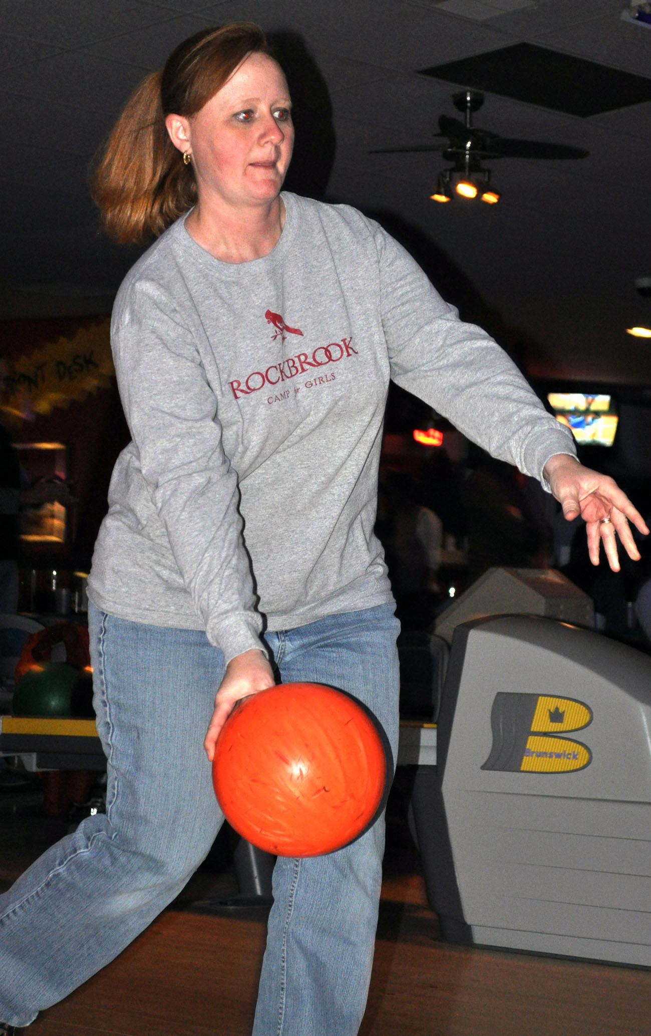 Connie bowling