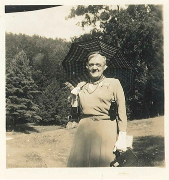 Ellen Hume Jervey - camp director