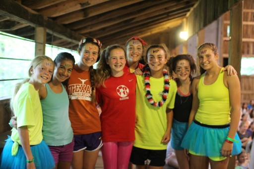 Miss RBC camp performance group