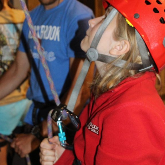 Learning to belay