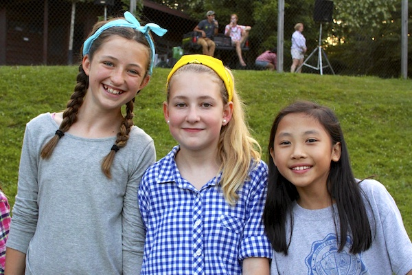 terrific summer camp girls