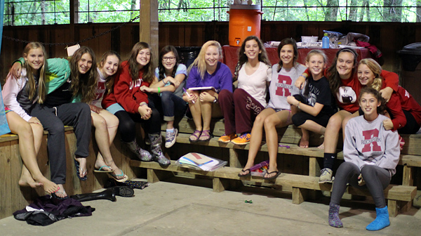 Camp Teen Group