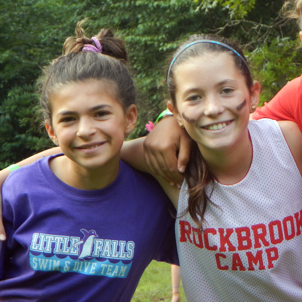 Pair of Camp kids