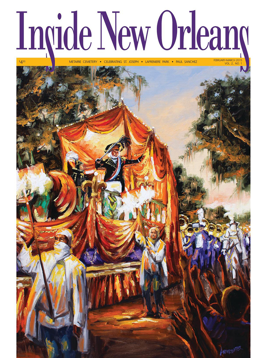 Inside New Orleans Camps Magazine