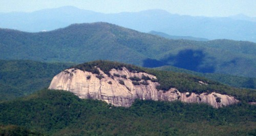 Looking Glass Rock view