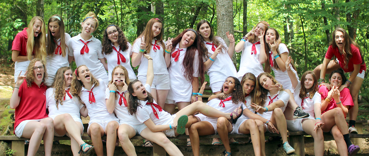 Super Silly Camp Girls Group