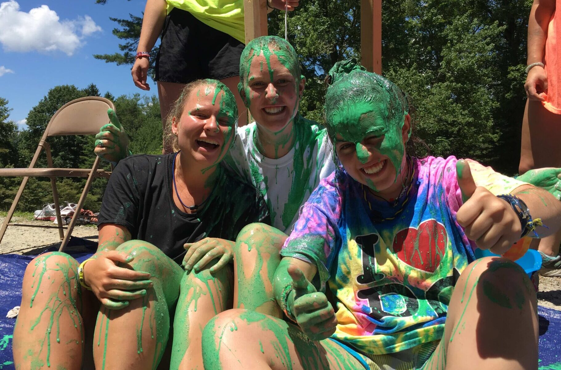 slimed camp counselors