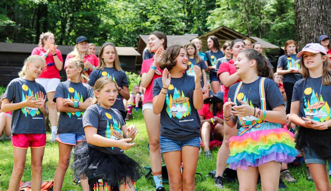 first summer camp assembly