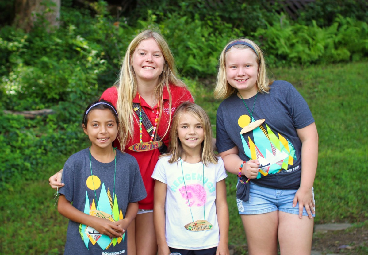 summer camp opening day