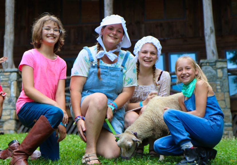 pioneer day camp