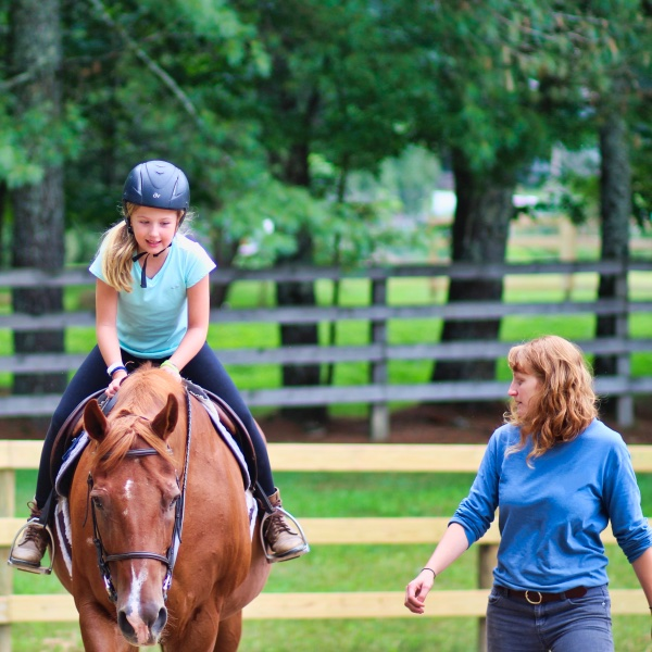 Camp Horseback Riding Instructor