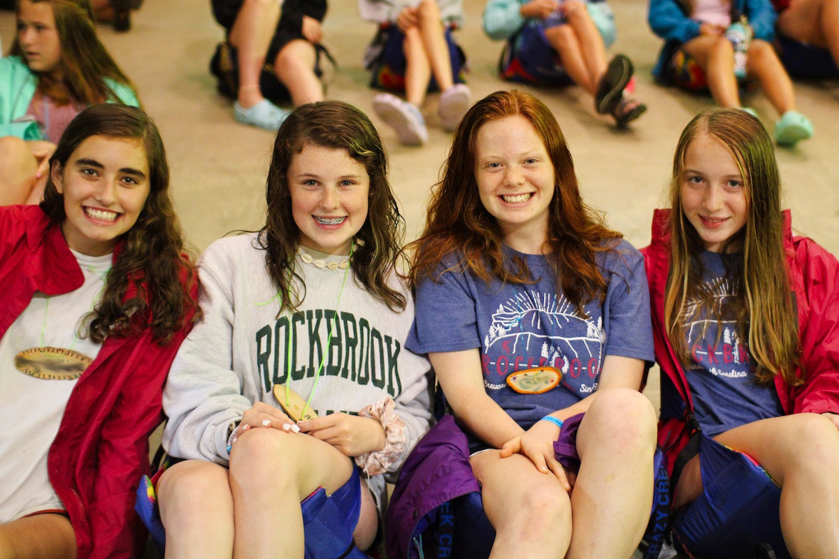 girls camp assembly