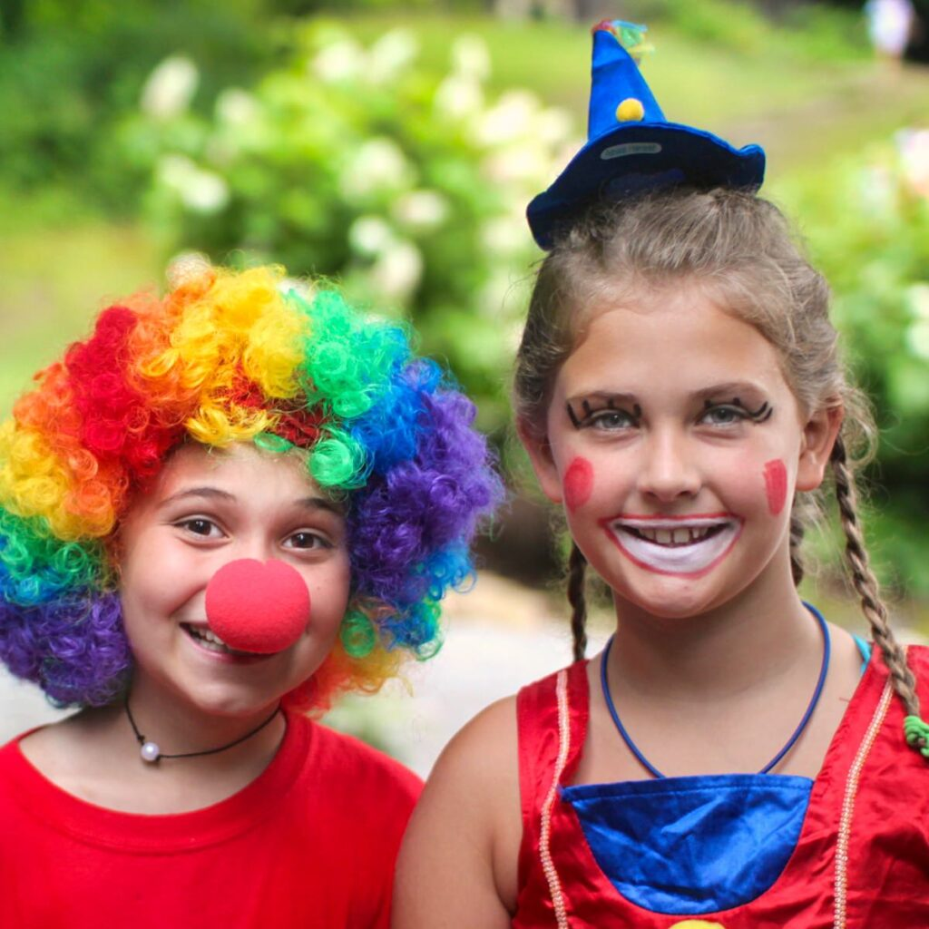 camp girls costume circus