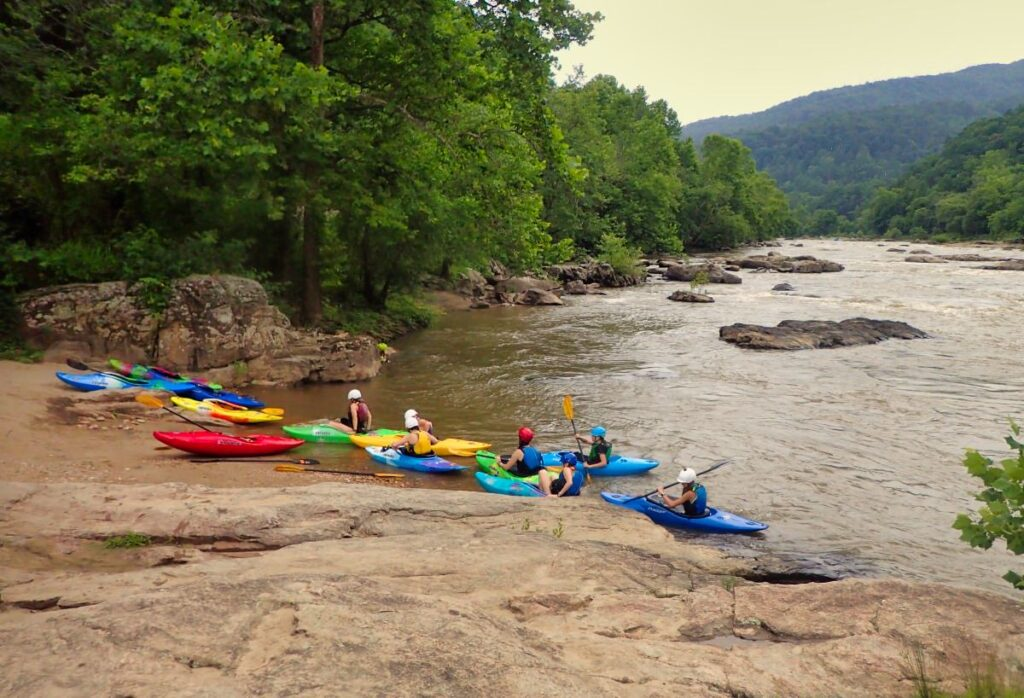 kayaking-nc-rivers