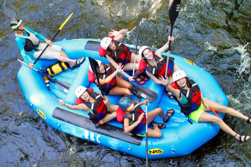 north carolina rafting adventure