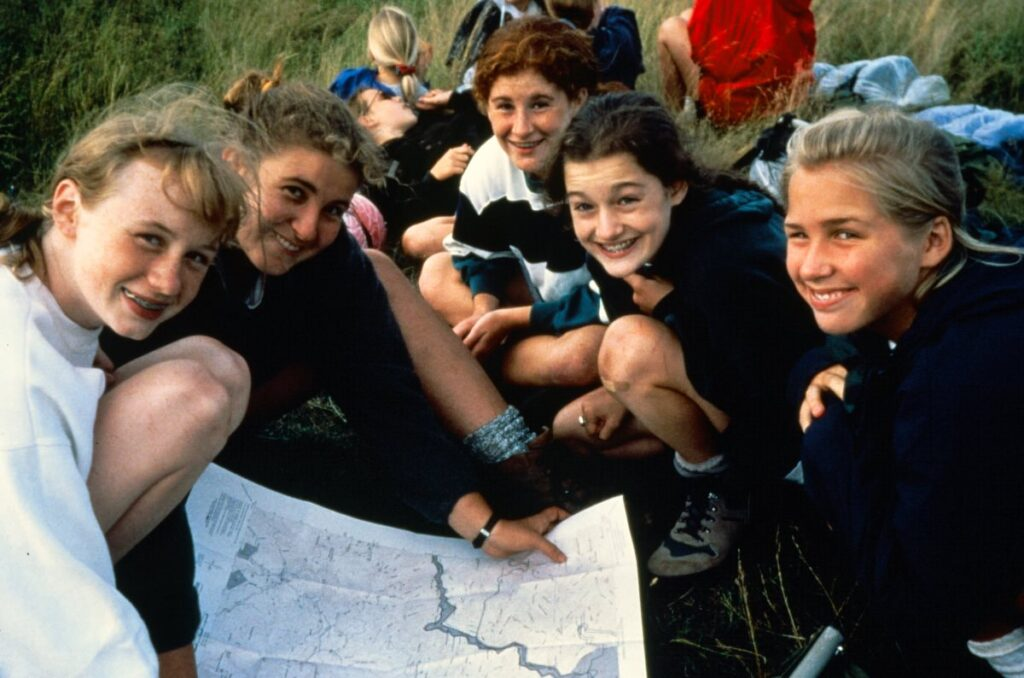 camp-map-reading