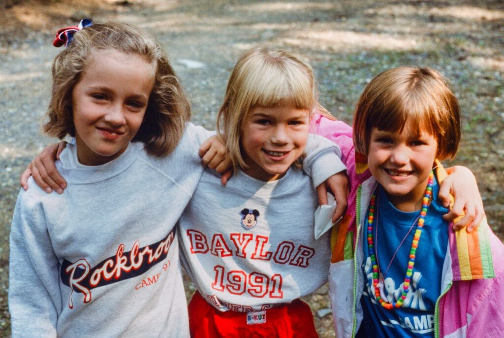 camp girls from 1990s